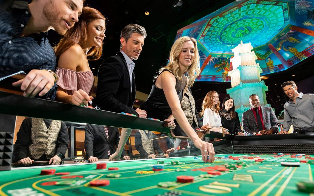 Are you exceeding in casino expenses?
